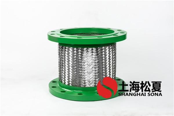 金属软管质量好坏的影响